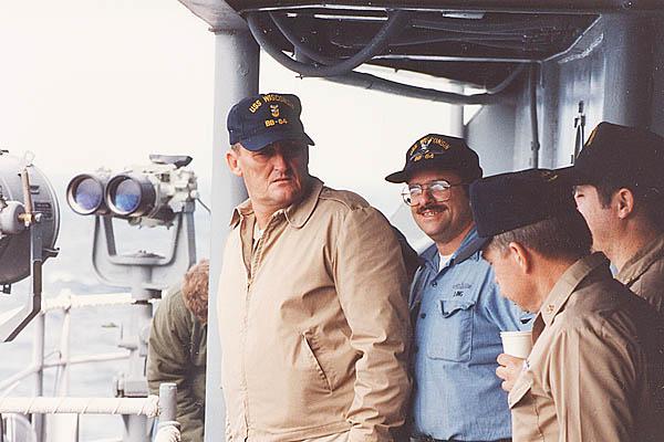 263 M. Bowers   Men of BB-64