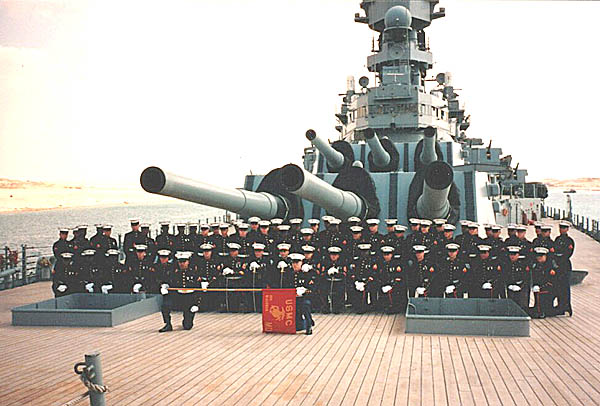 314 S.Johnson BB-USMC-Gulf-War