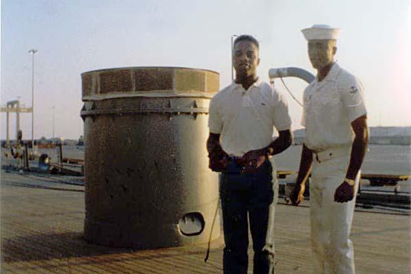 331 Earl Washington in Liberty Port