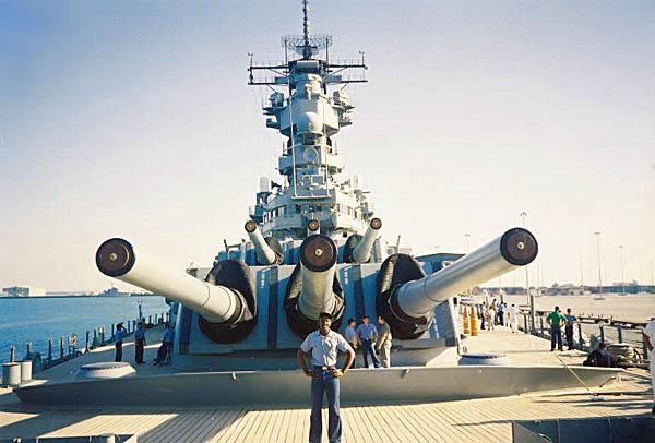 342 MM2 Colston in front of turret 1 Dubai