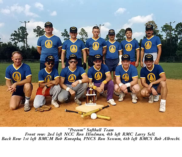 350a 1988 Wisky Softball team