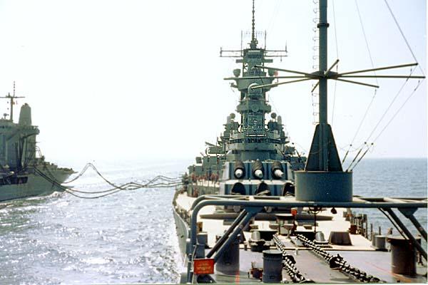 369 UNREP USS Cimmeron AO 177