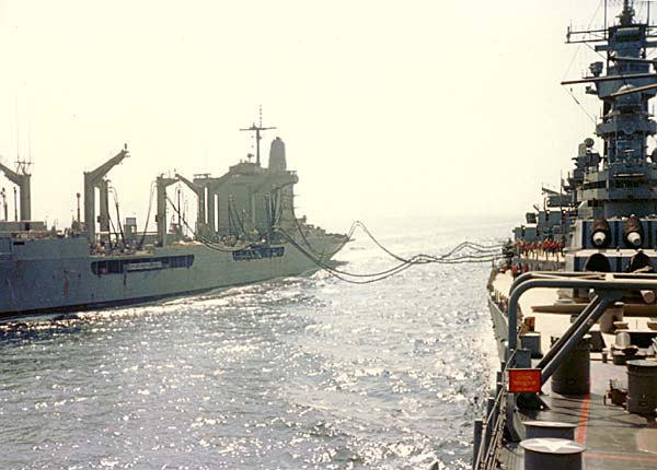 371 USS Cimmeron  AO177