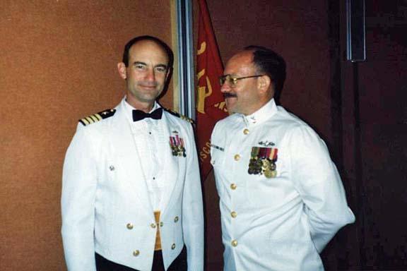 575 Captain David Bill and Bob Eisenberg