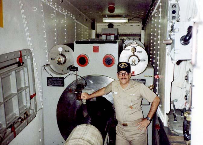 581 Bob inside turret1