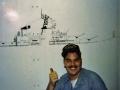 506 Cika, G Start of Mural