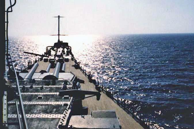 617 Keith- USS Wisconsin