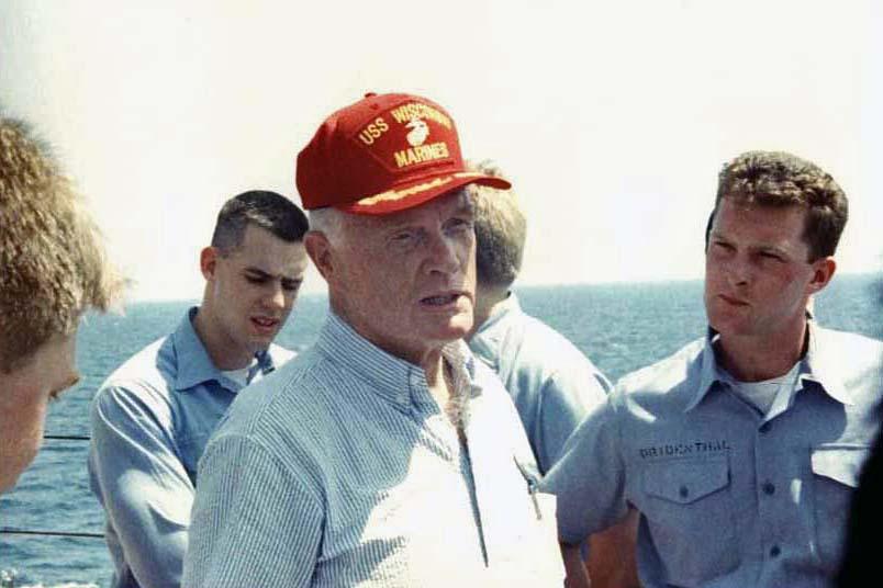 623 Senator John Glenn