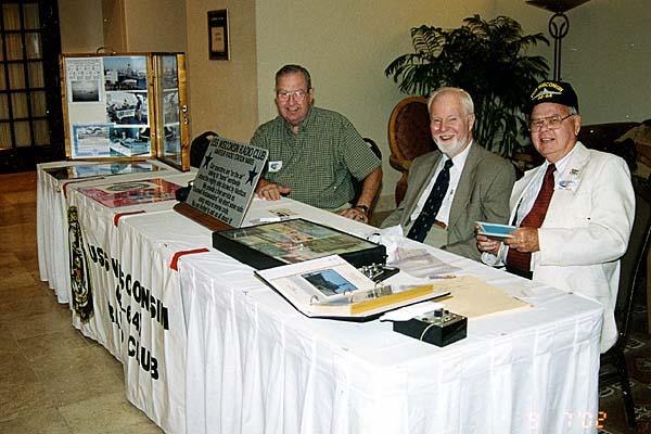 140 Szerszen,C USS Wisc. Radio club N4WIS