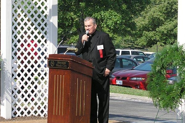 023 Memorial Service Invocation Deacon R. Simpson,  Chaplain .tif
