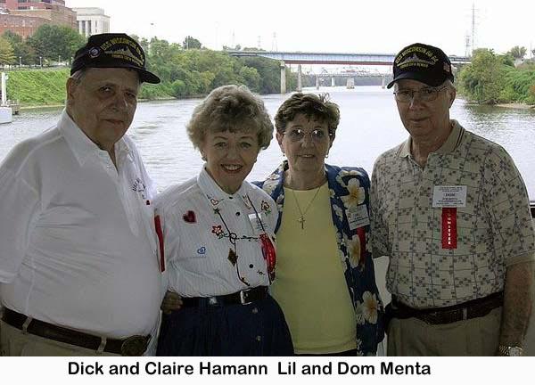 119a Dick & Claire Hamann Lil & Dom Menta