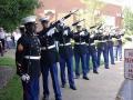 122 Marine Honor Guard
