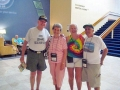 131 Frank & Joan Romatowski, Charlotte & Guy Tringali