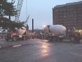001 Cement trucks