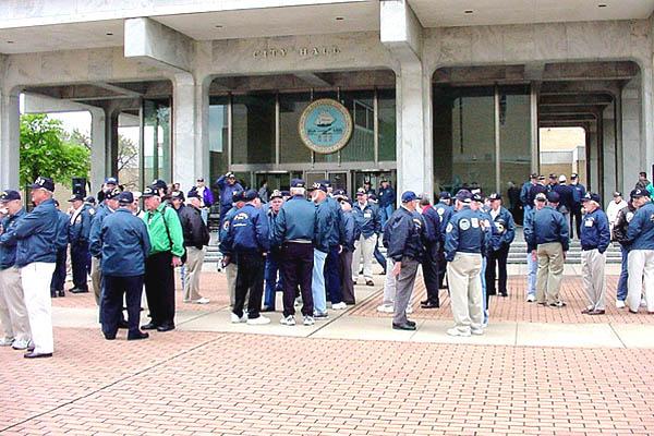 112 04-16-01 003 Parade Assembly #1