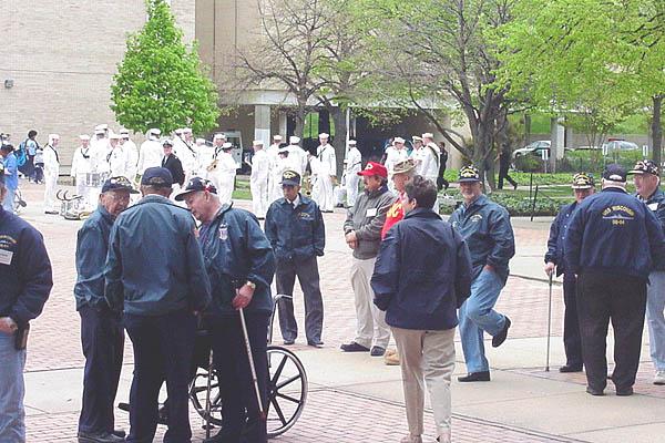 113 04-16-01 004 Parade Assembly #2