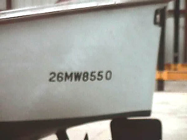001 BB-64 Whaleboat 26MW8550