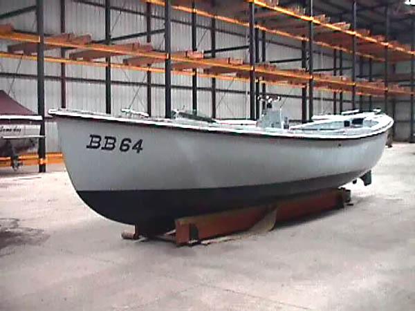 002 BB-64 Whaleboat