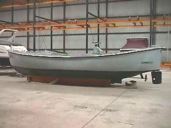 004 BB-64 Whaleboat