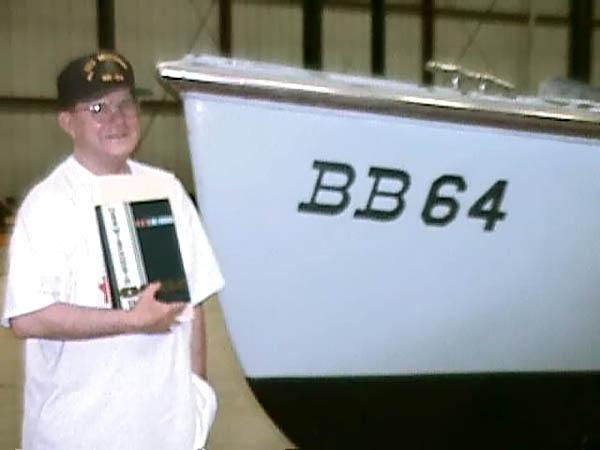 006 BB-64 Whaleboat G.Dechant