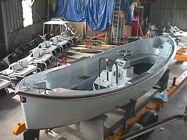 010 BB-64 Whaleboat 26MW8550