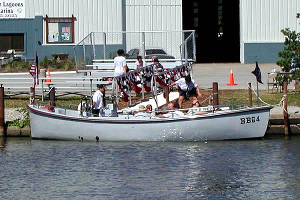 26 Whaleboat BB-64