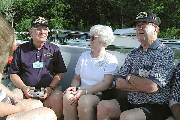 44 George, Audrey & Gerry