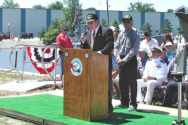 58 Vice-Mayor Robert Shiner