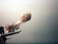 017 Gulf war--16's gun fire