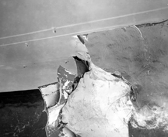 C 10 USS Wisconsin BB-64 Collision.JPG