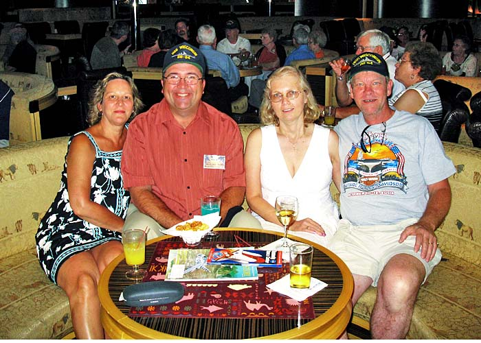 068 Arlene Conway, Bill Ridings, Evelyn & Andy Bouchonville