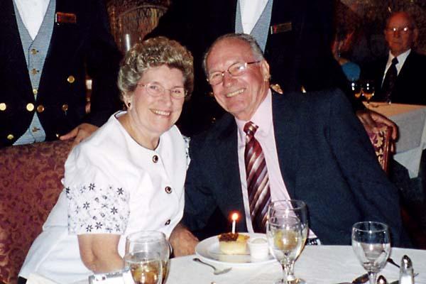 168 Frank & Joan, 48th Anniversary.