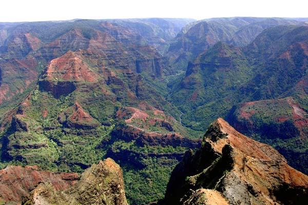 181 Waimea Canyon on Kauai