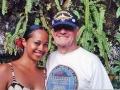 163 Frank Romatowski & Lovely Hawaiian  Wahine
