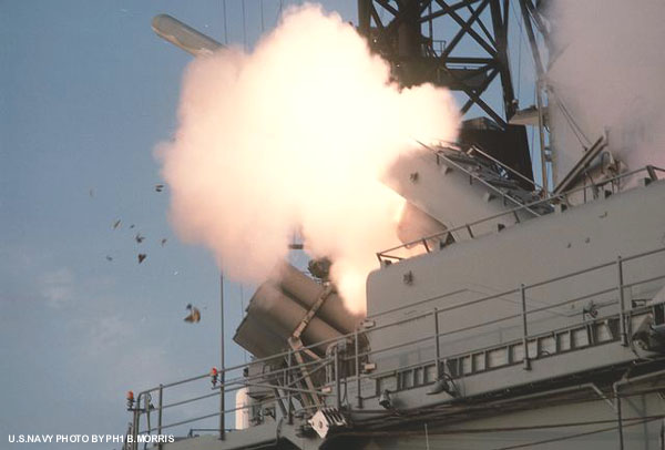 020 B.Morris A BGM-109 Tomahawk is launched