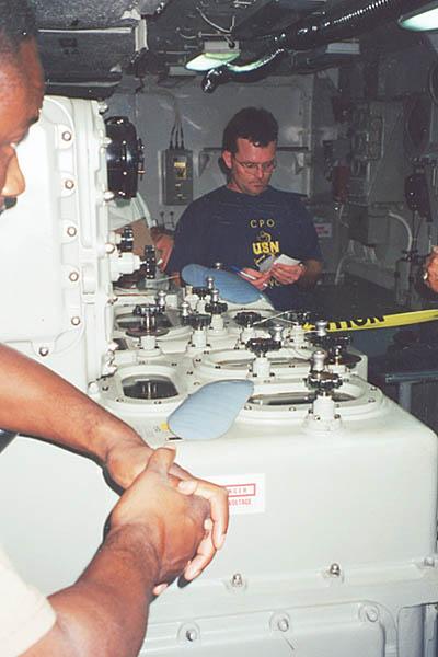 023 F. Moore Secondary Plot room