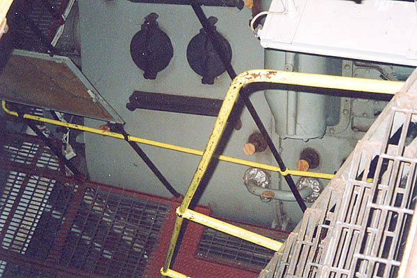 030 F. Moore B'Way to engine room