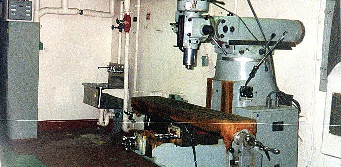 041 M.Mitchell Machine Shop