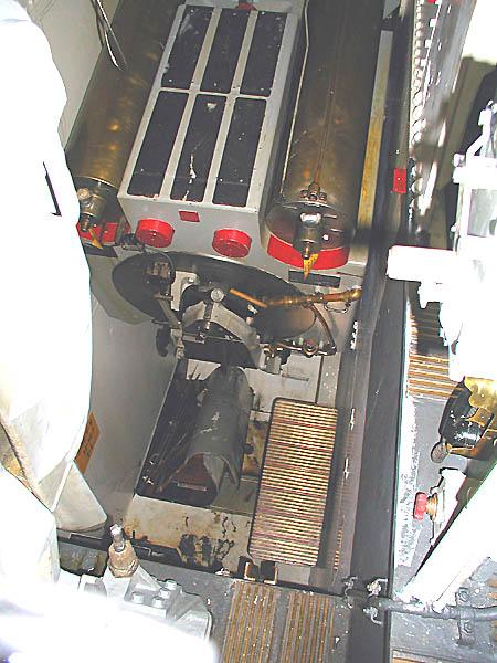 054 P4210705 T Lowney Inside Turret 1
