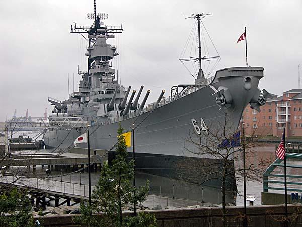190  M. Van Tornhout Ship at Nauticus 2005