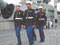 058 T.Lowney Marine Color Guard