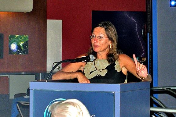 216 Becky Poulliot, Director, HRNM