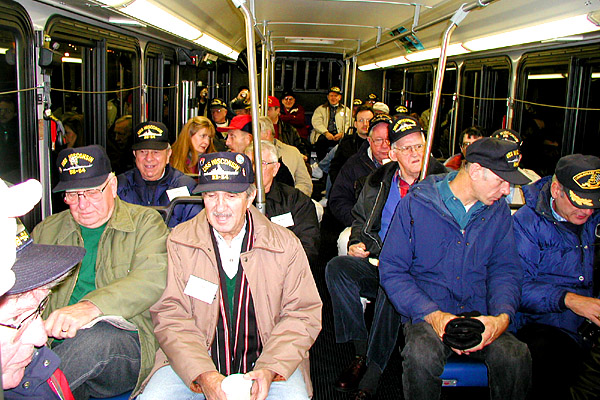 010 BUS TO PORTSMOUTH