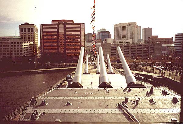 DEC 7 150 J. LAWLER VIEW FROM THE BRIDGE
