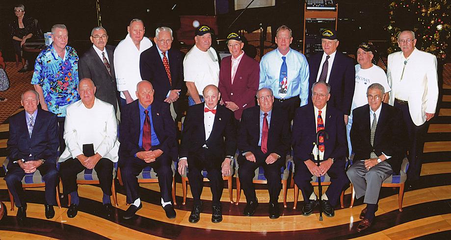 008 Wisconsin Men on Cruise 2011