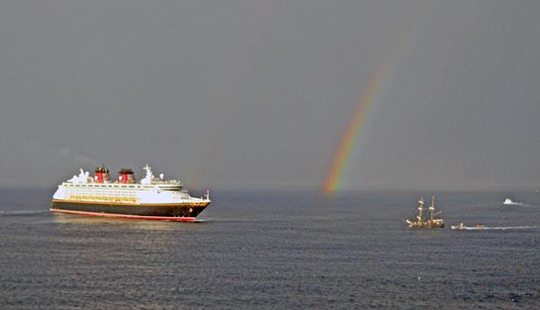 010 000010 Morning Rainbow