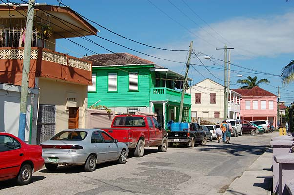 021 0007 Old Town Belize City